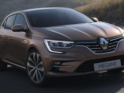 RENAULT MEGANE LIMITED LUXE 1.3 TCe 140 Energy